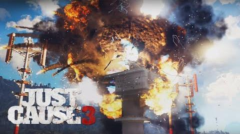 Just Cause 3 in 4K
