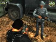 San Esperito Military Adler FF M-72 Soldier