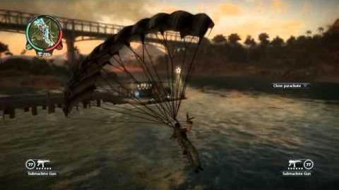 Just Cause 2- settlement completion- Kampung Ayer Lama