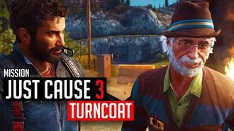 Just Cause 3 Mission Turn Coat