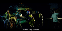JC4 Mira mentions the Army of Chaos in the Story trailer