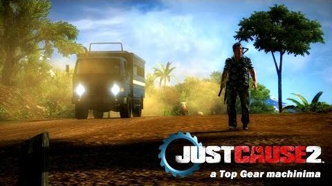 Just Cause TopGear - TopGear parody made in Just Cause 2