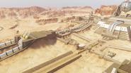 Operation Sandstinger (train has arrived)