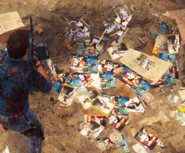 JC3 blown up landfill