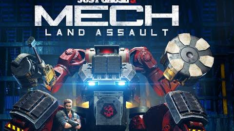 Just Cause 3 Mech Land Assault ESRB