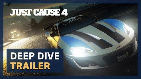 Just Cause 4 Deep Dive Trailer ESRB