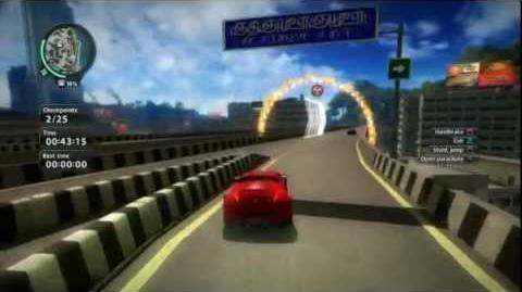 Panau City Speed Freak - Just Cause 2