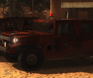 Hell on Wheels (Reapers MV V880)