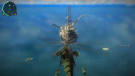 Pelantar Gas Kepulauan Pelaut
