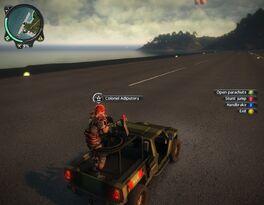 Just Cause 2 Vehicle glitches | Just Cause Wiki | FANDOM