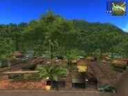 Lucas village in Encarnacion