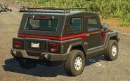 Pugilista SUV (civilian, right rear corner)
