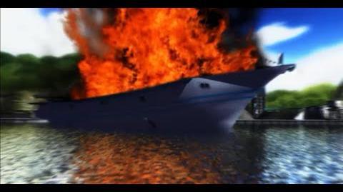 (HD) mission Sink the Bukaner Hundir la Flota - Just Cause 1