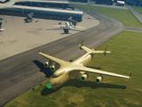 SkyCastle Cargo Jet