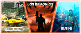 JC4 three expansion packs poster
