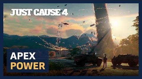 Just Cause 4 Apex Power ESRB