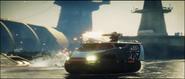Danger Rising hovercraft (first trailer)