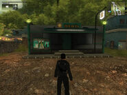 San Esperito police station