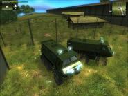 Unmarked Green Meister LAV 4