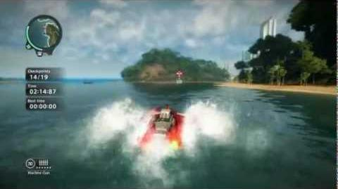 Ramai Rakyat Island Run - Just Cause 2