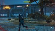 Storming the Hive (ambush)