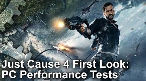 4K Just Cause 4 PC First Look Next-Level Physics - But What Hardware Do You Need To Run It?