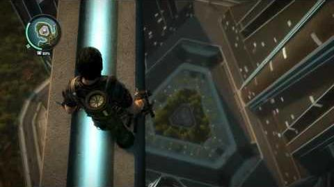 Just Cause 2- settlement completion- three king hotel