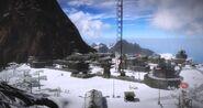 Kem Gunung Raya - Overview North