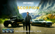 Deathstalker Scorpion Pack cars