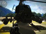 Modded AH-33 Topachula