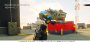 JC4 medium transformer (Cavalry Armored Truck glitched on top of it)
