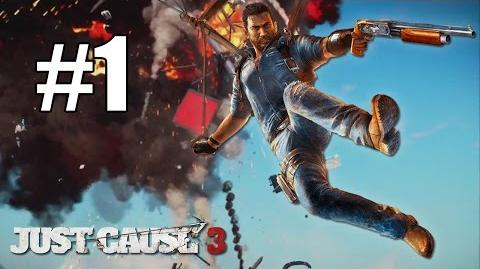 Just Cause 3 Developer Gameplay Walkthrough Part 1