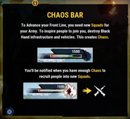 JC4 chaos bar explained