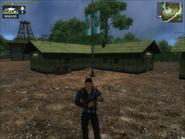 San Esperito Military Living Quarters