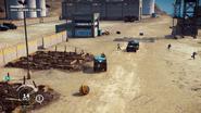 Scrapyard Scramble at Cava Grande Secunde 1