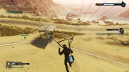 Beachhead (get the lightning gun)