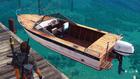 Minnow Fishing Boat