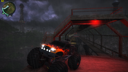 Monster Truck at Hantu Island