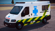 Jc3 Stria Switzo ambulance