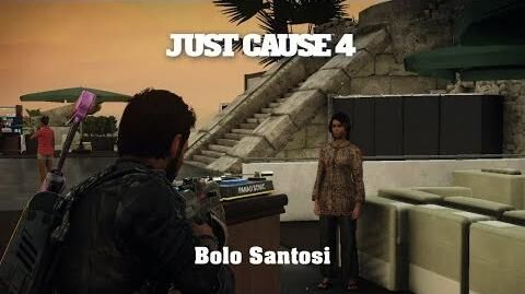 Just Cause 4 - Easter Egg - Bolo Santosi