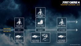 JC4 DLC release timeline as of july 2019