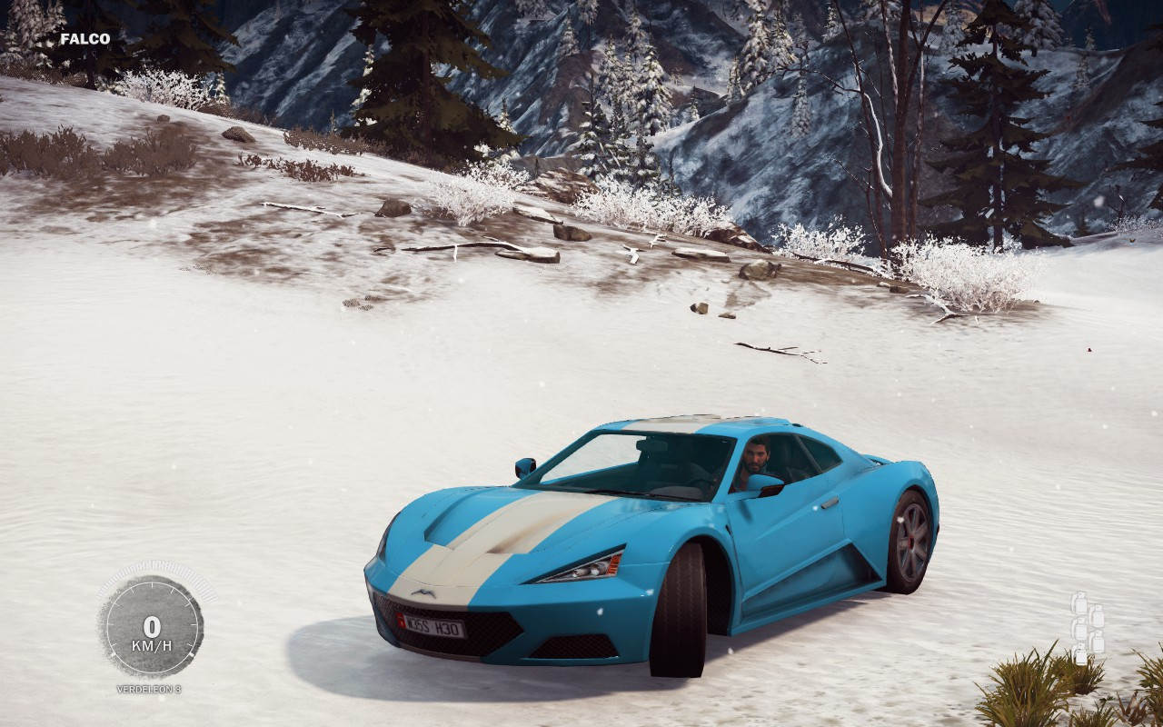 Fastest Car In Just Cause