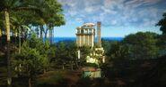Kampung Padi Hilang - Agricultural Tower & Hut