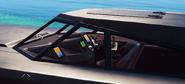 Squalo X7 (cab view)