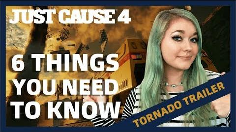 6 Things You Need To Know Just Cause 4 Tornado Gameplay Reveal