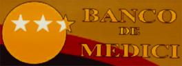 Banco de Medici logo Mugello Farina Duo