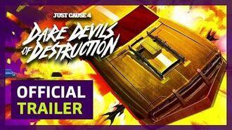 Just Cause 4 Dare Devils of Destruction ESRB