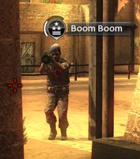 General ''Boom Boom'' Bohulano