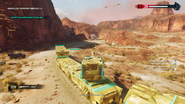 Operation Sandstinger (second barricade and AoC helicopters)