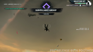 Surveillance Airship completed notification